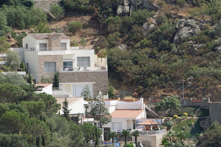 Magnificent villa with stunning seaview - Roses - Villa