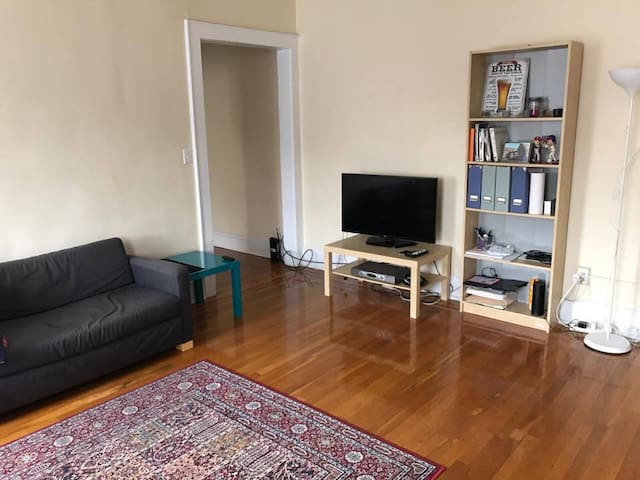 Quite and cosy 1BR apartment (close to NYC). - Kearny - Departamento