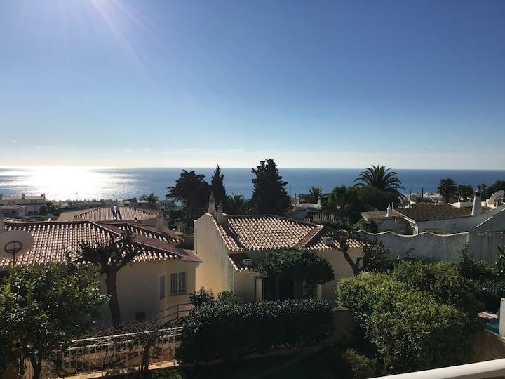 Luxury Villa Private Pool Gardens & Great Sea View