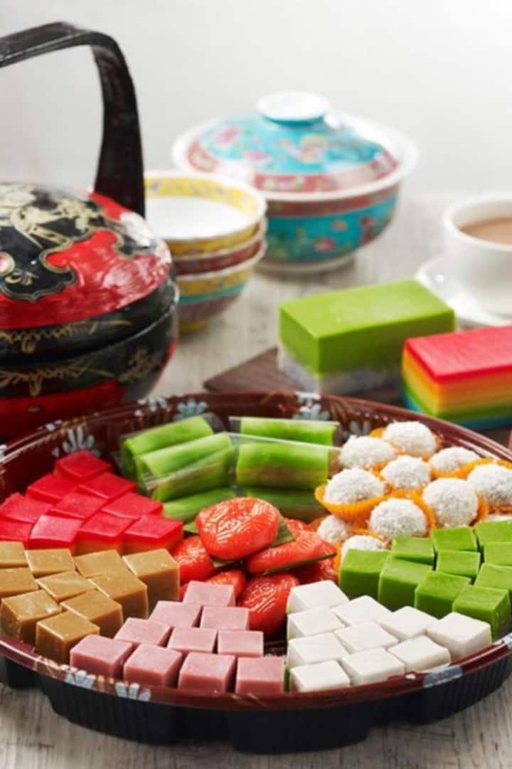 Oriental Nyonya Food