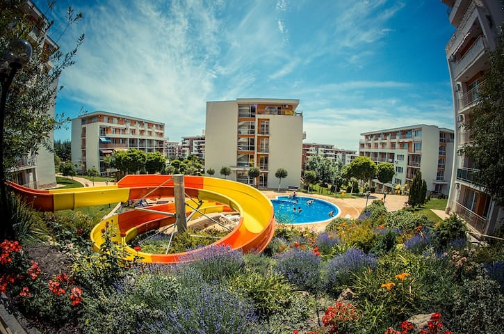 Visit Sunny Beach Imperial Studios - Elenite - Appartement