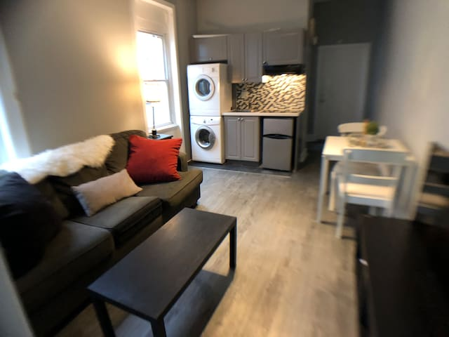 Cool 1 Bedroom