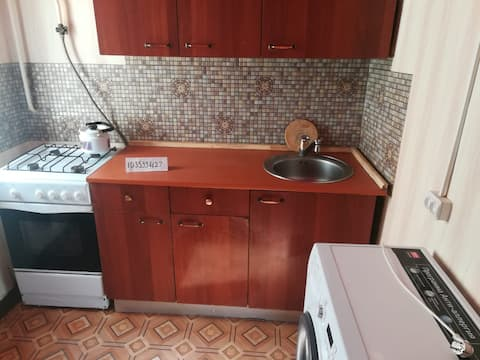 Apartment 3-room for daily rent