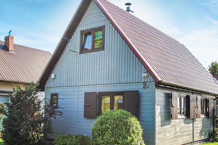 Holiday cottage with 2 bedrooms on 48m² in Nowe Warpno