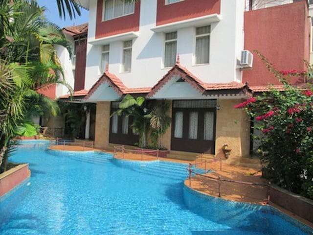 Villa located near Calangute/Baga Beach, North Goa - Guirim - Willa
