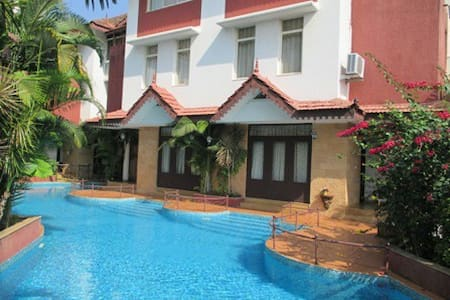 Villa located near Calangute/Baga Beach, North Goa - Guirim