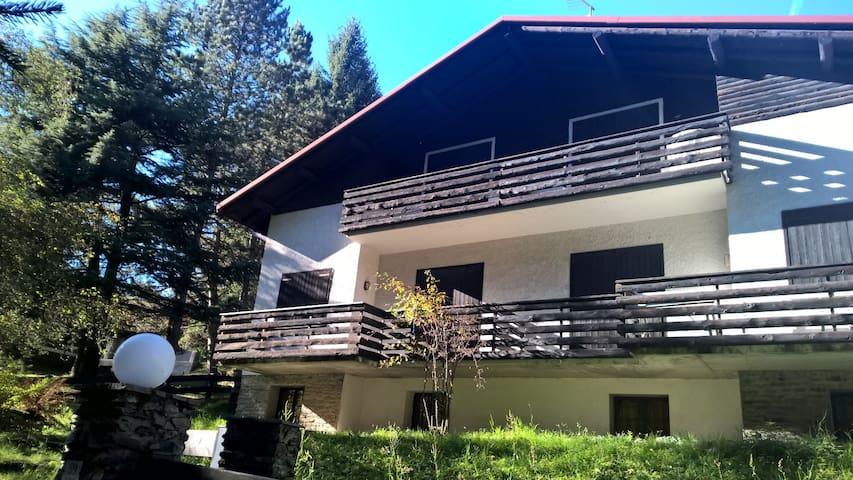 Vacanze in villa a Pontedilegno