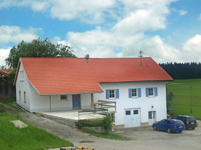 House Martin for 8 persons in Nesselwang