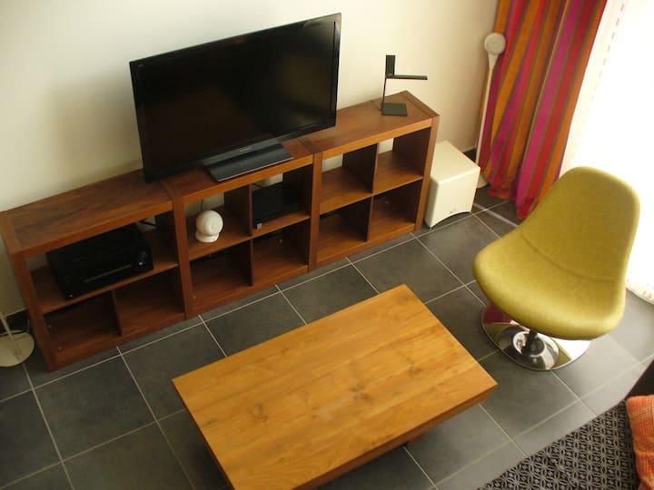 Private room in nice new house hyper center BREST