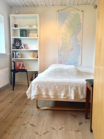 Room w. private entrance & bathroom - Esbjerg - Huvila