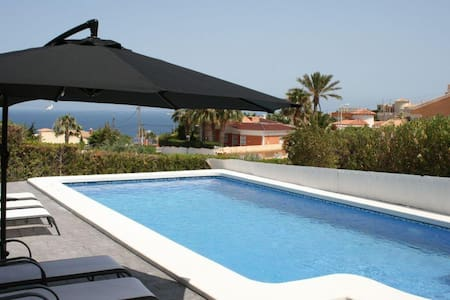 Casa Vista Mar - Beautiful 4 bedroom Villa - El Campello