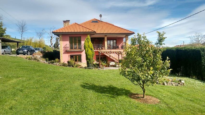 Casa Rural a 3 km de Oviedo - el llano - House