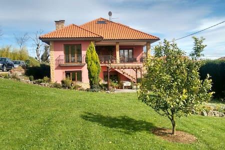 Casa Rural a 3 km de Oviedo - el llano - Huis
