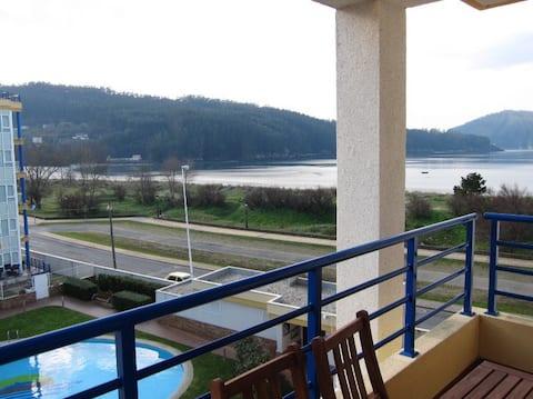 Apartamento Puerto Azul Cedeira