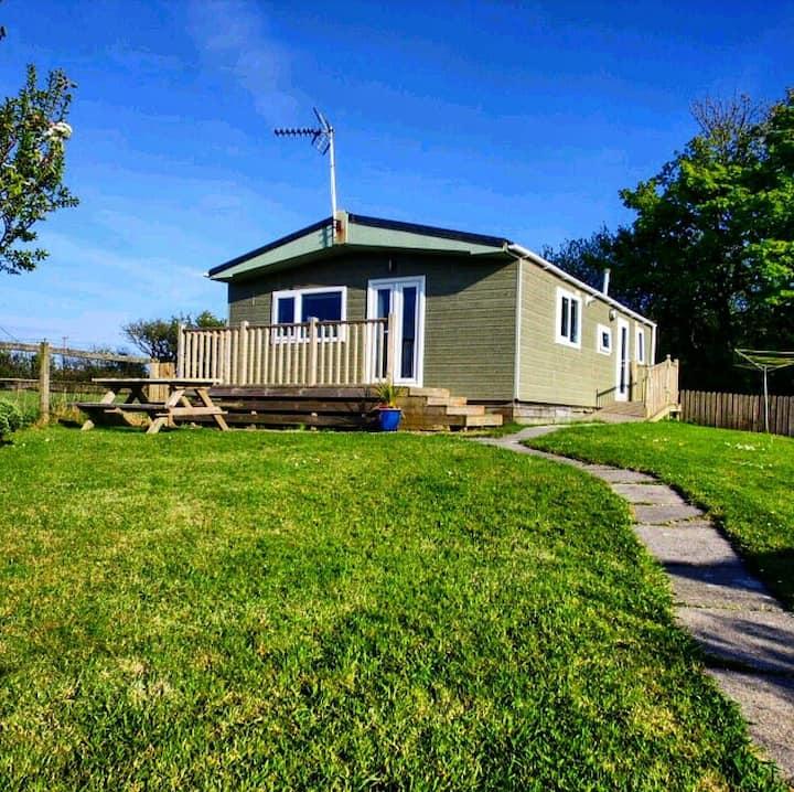 The Lodge at Llyn Retreats