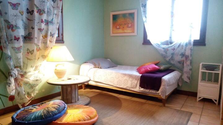 Chambre n°7 1 lit 1 personne