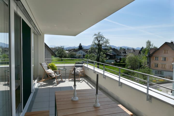 Appartement Dorfbach in Hard am Bodensee