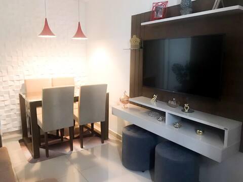 Ótimo apartamento Completo e Mobiliado em Maceió