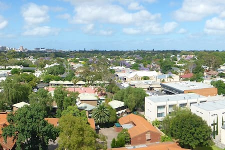 Luxury 2 Bedroom Apartment on Adelaide City Fringe - Walkerville