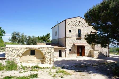 Masseria Antica Colombaia (primo piano) - Radogna - Villa