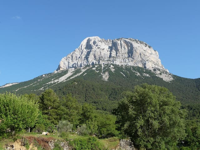 Attic flat in mountain village - Ceresa - Departamento