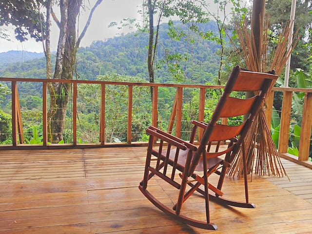 Pacuare Adventure Lodge - Linda Vista