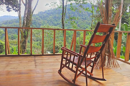 Located on one of the top 3 most scenic rivers on the planet according to National Geographic the Pacuare Adventure Lodge offers unmatched views and completely surrounded in lush tropical rainforest. There are seven cabins with plenty adventure.