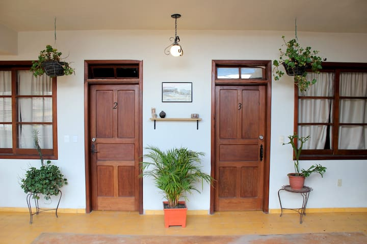 Room Boutique Hostel Downtown Tegus - Tegucigalpa - Dom