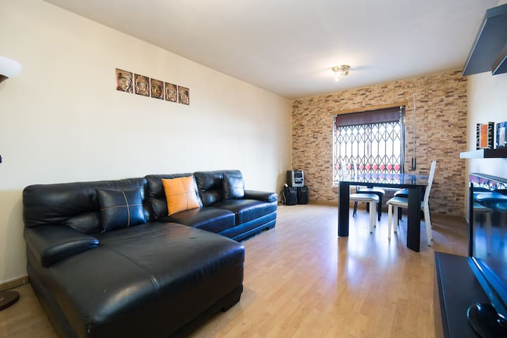 Casa Completa Super Agradável