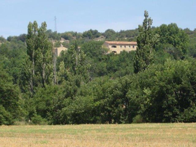 Appart dans le Luberon, piscine&vue - Viens - Apartamento