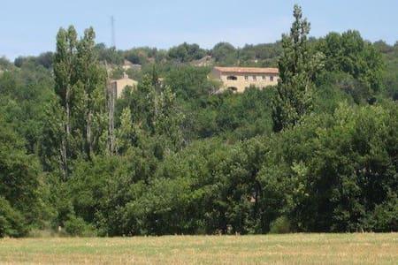 Appart dans le Luberon, piscine&vue - Viens