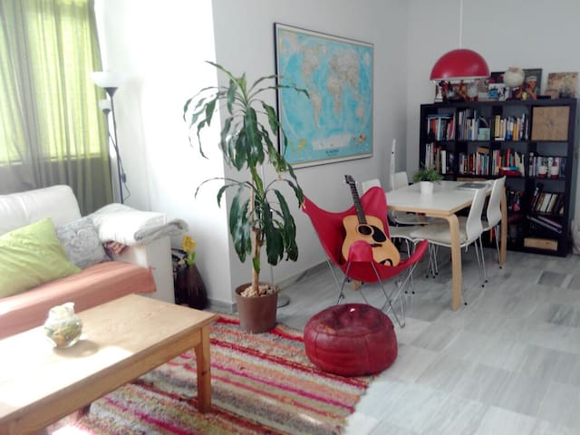 Ático Duplex con Terraza en Triana - Sevilla - Apto. en complejo residencial
