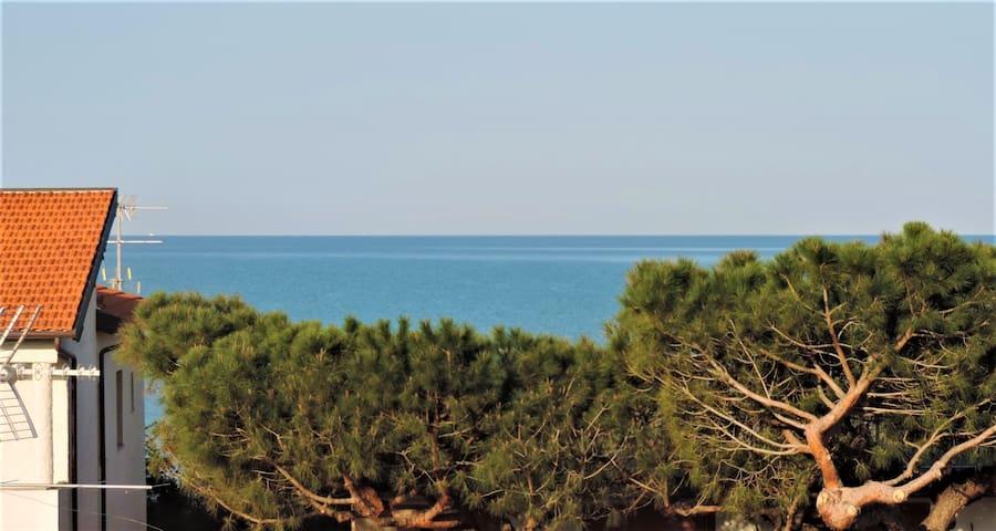 La tua casa ad un passo dal mare - Marina di Castagneto Carducci - Appartement