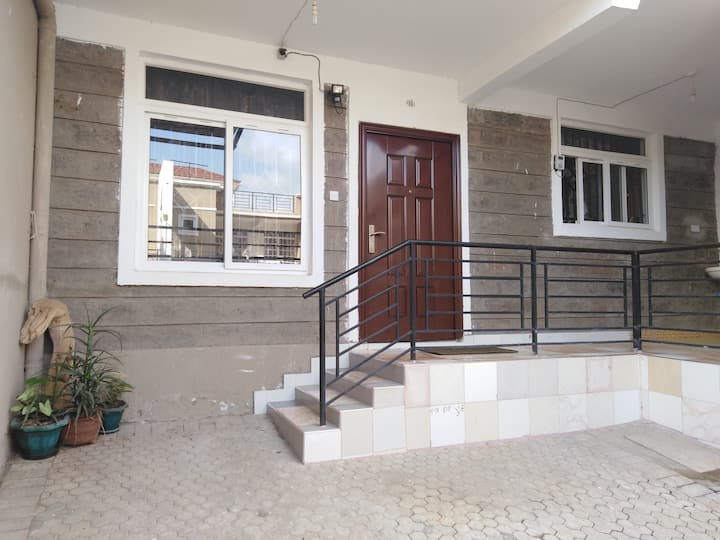 Milimani Mansionate your holiday home Karibuni.