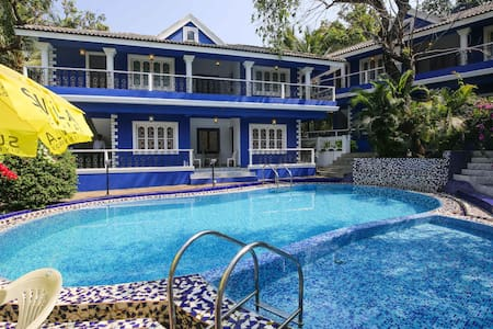 Gorgeous Country Villa 2 North Goa - Siolim