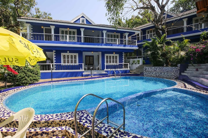 Gorgeous Country Villa 2 North Goa PRIVATE POOL