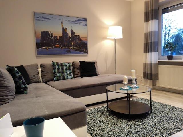 Möbliertes Apartment in Bad Homburg, 2 Zimmer