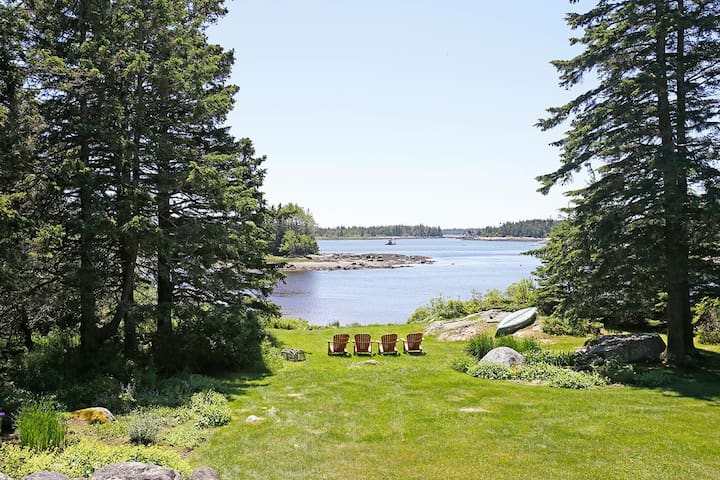 Whitney Winds, Vinalhaven,Maine - Vinalhaven - Casa