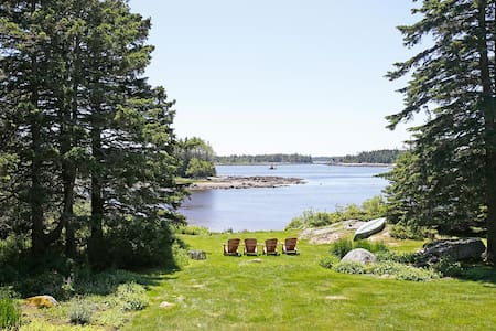 Whitney Winds, Vinalhaven,Maine - Vinalhaven - Huis