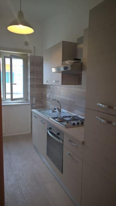 Cucina [Kitchen]