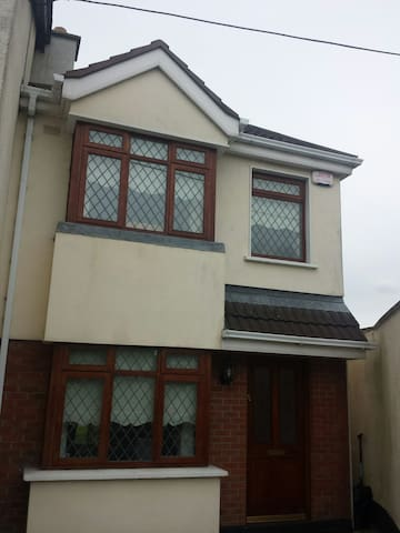 Lovely House in quite area, near Dublin City - Donaghmede - Huis