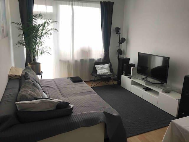 Schönes Apartment in Düsseldorf Unterbilk