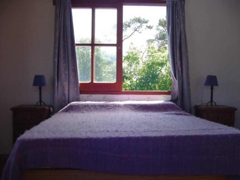 Dormitorio planta alta.
