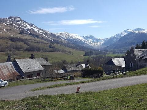 Maison de montagne à Lavigerie