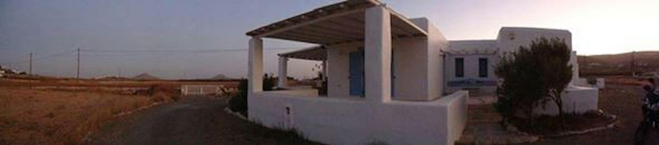 Ένα υπέροχο σπίτι 100 τ.μ με 2υ/δ - Ιστέρνι