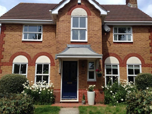 Double Room in Cardiff Near J30/M4 - Pontprennau - Casa
