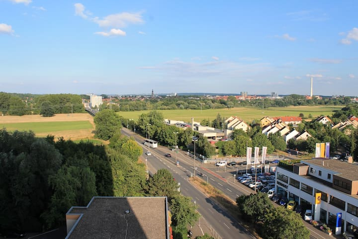 Perfect Location in Erlangen - Erlangen - อพาร์ทเมนท์