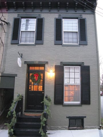 Cozy 1BR Apt. in Downtown Frederick - Frederick - Apartment
