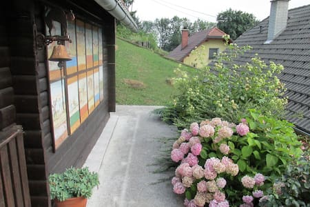 Bee cottage on 800 m height - Laseno - Kabin