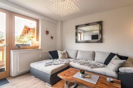Modern ingericht appartement in Tirol nabij de skilift